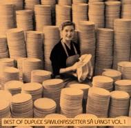 Best of Duplex samlekassetter så langt volum 1