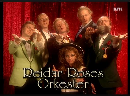 Reidar Roses Orkester