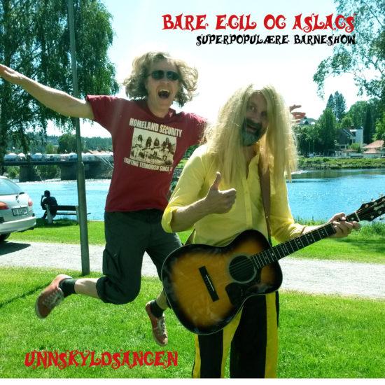 Cover Bare Egil og Aslag
