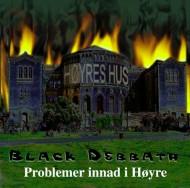 Problemer innad i Høyre