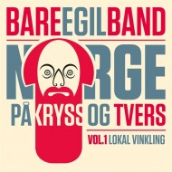 Norge på kryss og tvers vol. 1