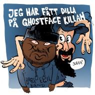 Jeg har fått dilla på Ghostface Killah