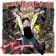 Norges 3. beste bibliotekar